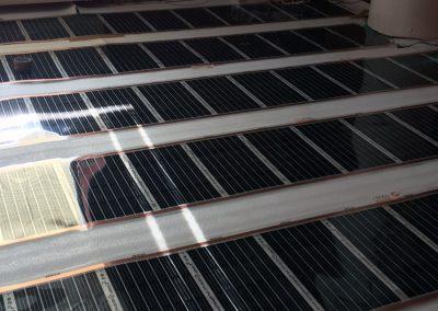 Floor heating Pecs