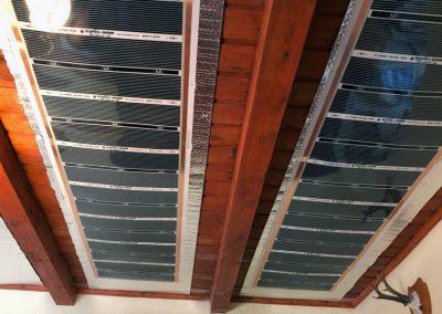 Ceiling heating Bicske