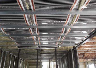 Budafok heating ceiling