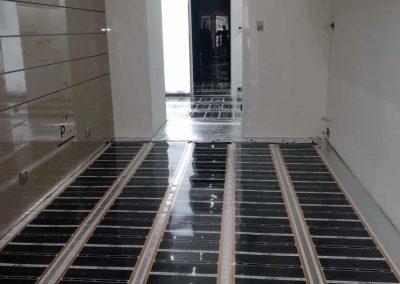 Budapest floor heating