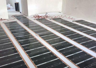 jobbfolia floor heating Mohacs