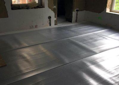 Heating insulation Sásd