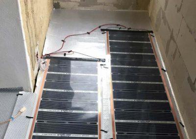 Electric heating Sásd