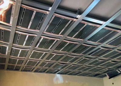 Vecses infra heating