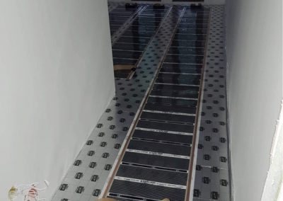 Heating installation Balatonlelle