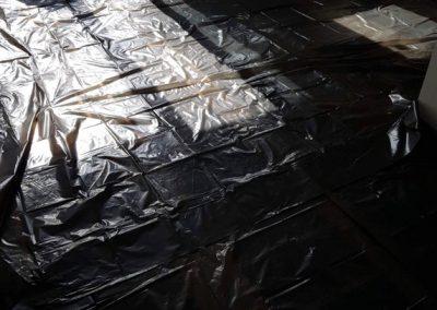 Balatonvilágos heating foil layers