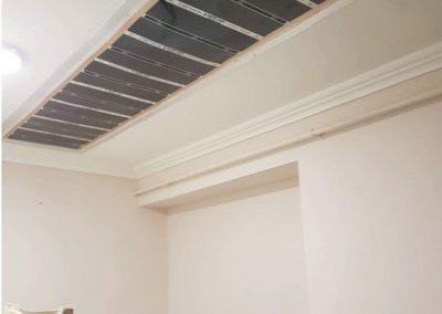 Hostel Ceiling infra heating