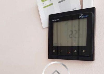 Jobbfolia heating thermostat