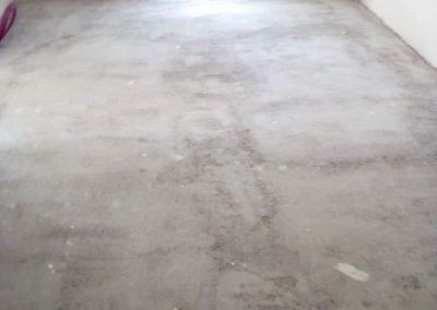 Csömör heating floor