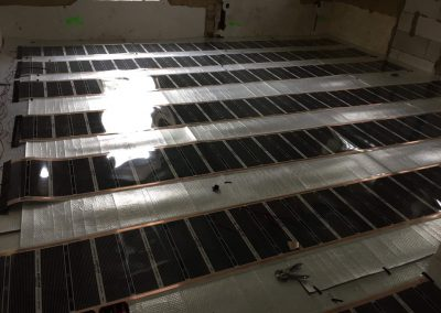 Dunaújváros electric floor heating