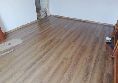 Kerepes floor heating laminated floor