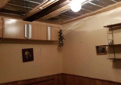 Kőtelek infra ceiling heating