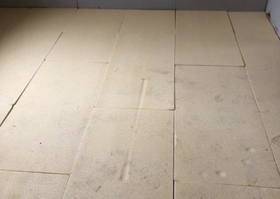 Sajószöged floor heating insulation