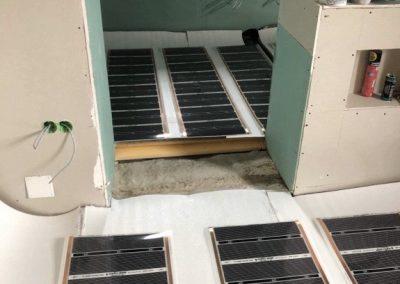 Sajószöged electric floor heating