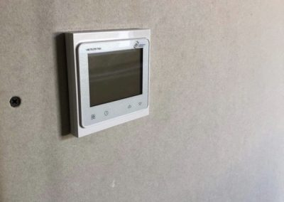 Sajószöged floor heating thermostat