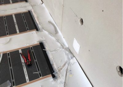 Sajószöged floor heating