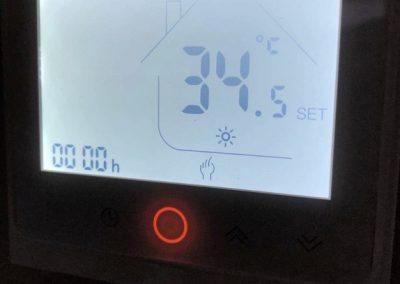 Sajószöged thermostat
