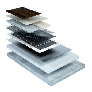 Laminated Flooring Layers